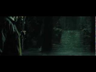 Властелин колец: возвращение короля (вырезанная сцена) на пути к мертвым