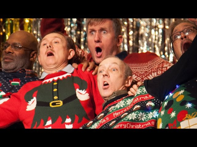 Dads Pull Out Surprise Dubstep Dance For Christmas   Sainsbury's Ad   Christmas 2014
