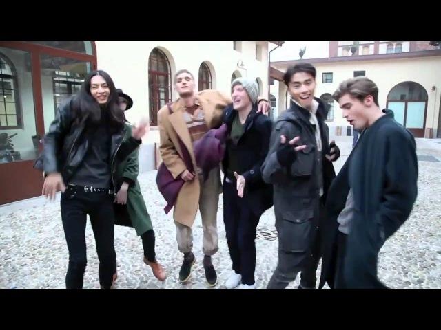 The Boys Of Paris Milan Fashion Week AW 1112 by Justin Wu for Jak Jil.mp4