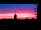 Rare natural phenomenon over Moscow on January 8,2015