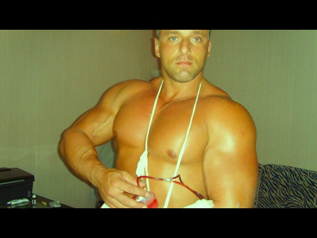 Железо лечит все Станислав Линдовер Рашид Ицаев Weightlifting