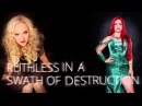 HYDRA feat. Liv Kristine - CCC (Swath of Destruction) [Official Lyric Video]