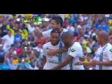 Ronaldinho Gol - America vs Queretaro 3-0 2015 Liga Mx Clausura 2015