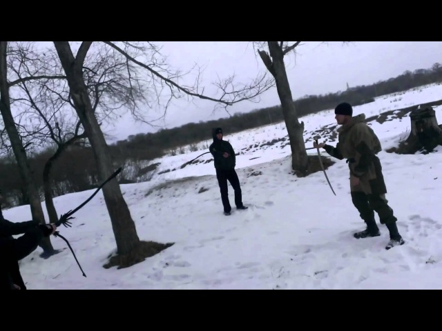 Часть 1. Основы работы с нагайкой. Сотник Кутьменёв Юрий Олегович