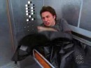 Scrubs - J.D. trying to escape in a bodybag