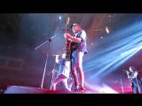 Концерт группы Scorpions