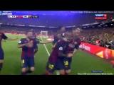 Месси обыграл четверых ● забил супер гол ● супер гол от месси