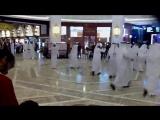 Вот как встретили меня арабские эмираты М. Абдиев