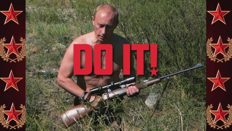 Putincize, Американцы про Путина и Абаму, смотреть до конца