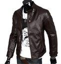 Куртки Мужские Кожаные Зимние