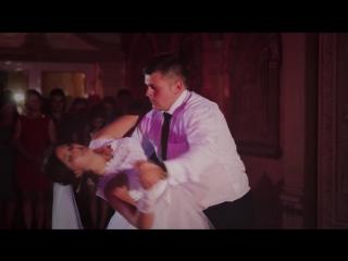 1-й танець Михайло+Надія