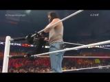 [Crossface] Dean Ambrose vs. Luke Harper - Street Fight [Extreme Rules 2015] Part 1