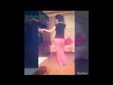 Красивая Узбечка танцует _ Арабский танец_low