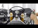 Clip-on, Fender, Axle Pegs Installation ZX6R 03-04