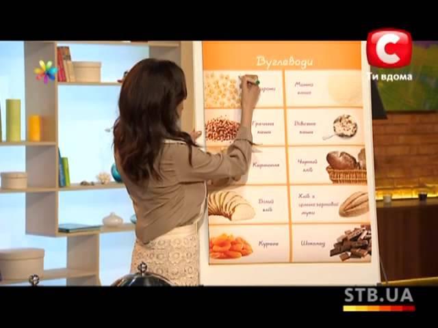 КЗМ: Топ-5 продуктов, полезных для детей - Все буде добре - Выпуск 56 - 04.10.2012
