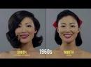 Как изменялись прически за 100 лет Корея
