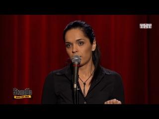 Stand Up: Юля Ахмедова - О ЦУМе, о рекламе презервативов