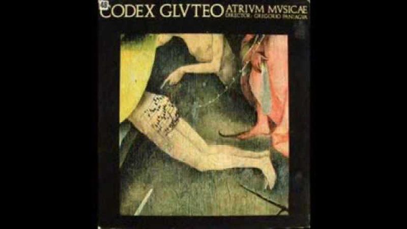 Atrium Musicae Dir Gregorio Paniagua 01 Introitus Obstinato I Organa Codex Gluteo
