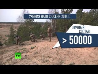 Эксперт: НАТО готовится к прямому военному противостоянию с Россией