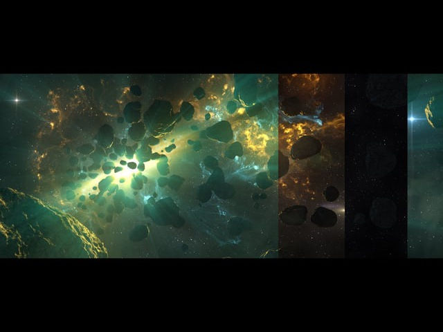 Element 3D | Space Scene Breakdown