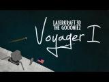 Laserkraft 3D &amp The Goooniez - Voyager 1 (official Video)