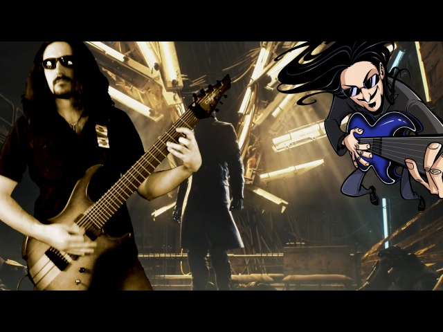 Deus Ex: Mankind Divided Trailer Theme Epic Metal Cover (Little V)