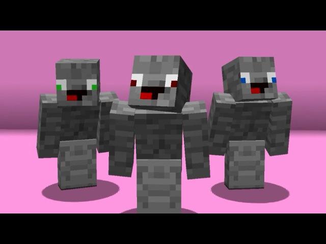 Meghan Trainor - All About That Bass PARODY | Minecraft Song Parodie | Alphastein
