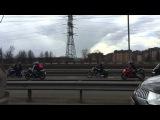 Мотомосква 2015 -  Открытие Мото сезона