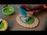 Sweet Dani B's Easter Diorama Cookie How-To