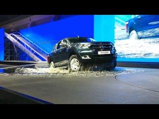2015 Ford Ranger!!! ОН даже через лужу проедет!!!
