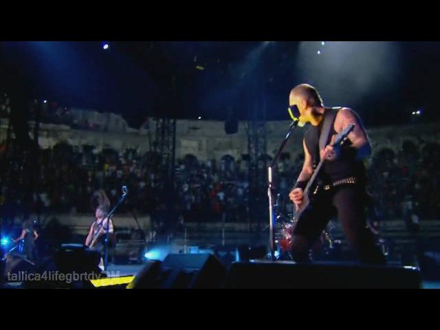 Metallica - /Cyanide/ Live Nimes 2009 1080p HD_HQ