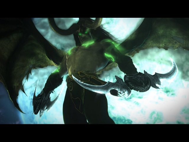 World of Warcraft — The Burning Crusade Cinematic Trailer