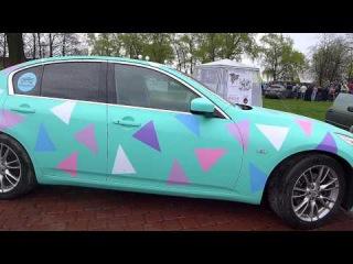 Авто-мото выставка «Royal Auto Show» 2014 на пляже Петопавловской крепости - 1