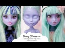 Faceup Stories 26 Monster High Twyla