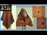 Платки и шали в русском народном костюме