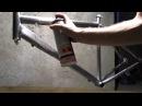 Как и чем покраска рамы велосипеда из алюминия или нержавейки в домашних условиях.