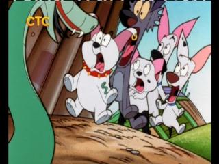 101 далматинец (101 Dalmatians) - Совсем плохой + Стервелла - девчушка из южной деревушки (2 Сезон, 6 Серия)