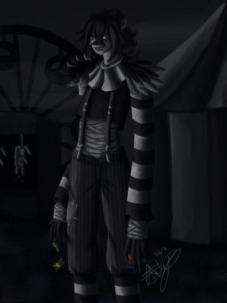 Creepypasta крипипаста и другие ужасы