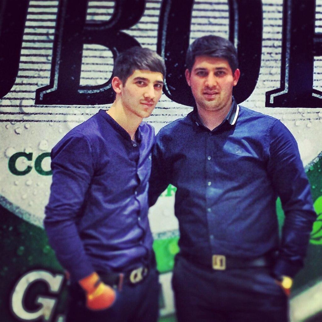 Nurik Pashayev, Баку - фото №18