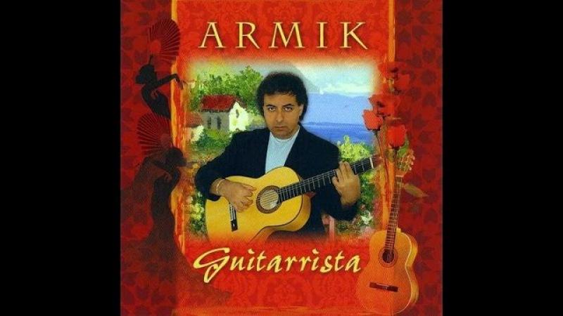 Hoa Tau Guitar Flamenco Armik 2
