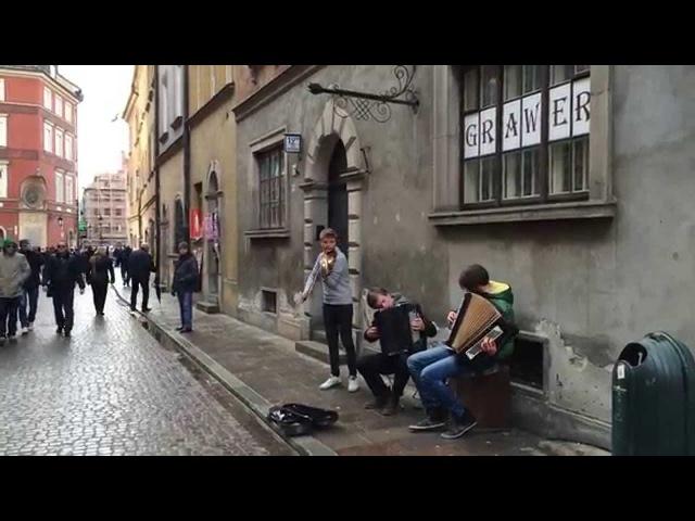 Варшава квітень 2015 відео дванадцяте