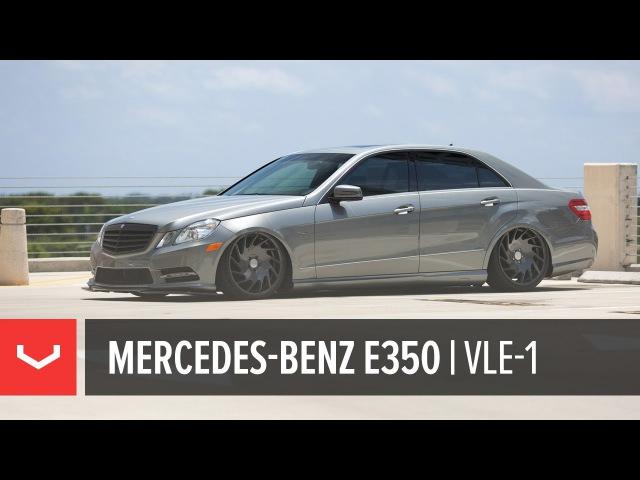 Mercedes Benz E-Class | Benz Bagged | VLE-1