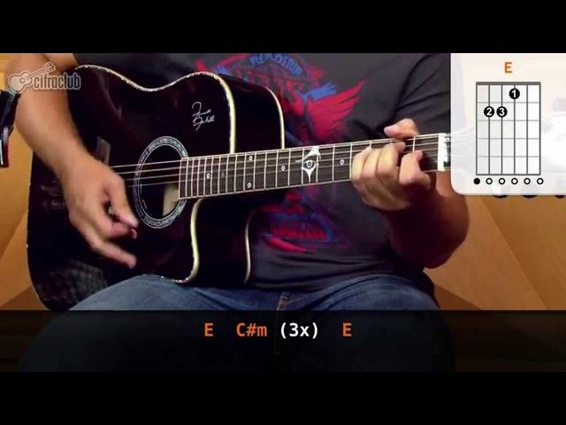 My Sweet Lord - George Harrison (aula de violão simplificada)