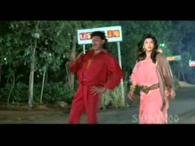Sooni Sadak Pe - Mithu Chakraborty - Bappi Lahiri - Pyar Ke Naam Qurbaan - Hindi Song
