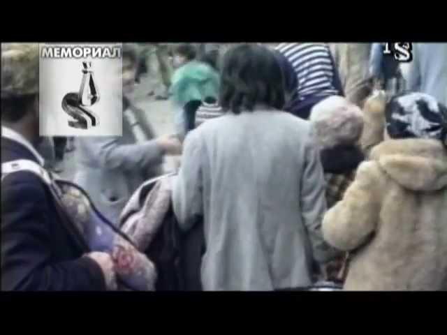 ♰ Azgi pashtpan ♰ Обыкновенный геноцид. Операция Кольцо, весна-лето 1991г.