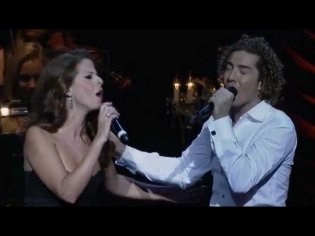 David Bisbal y Pastora Soler - Adoro - Julio
