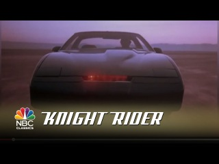 Knight Rider - Original Show Intro | NBC Classics