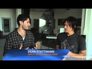 Norman Reedus for OK!TV