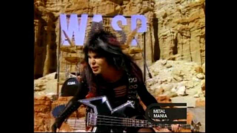 W.A.S.P. -Wild Child HD