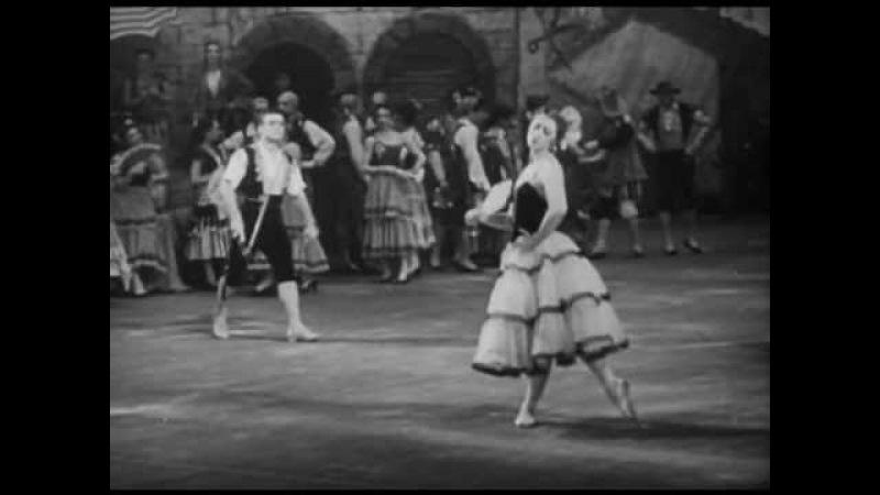 Maya Plisetskaya in Don Quixote ca 1959